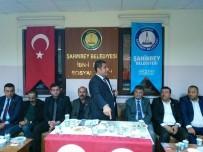 İBN-İ SİNA - MHP'nin''Evet' Çalışmaları Sürüyor