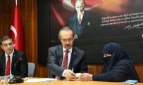 MUŞLU - Muş'ta 'Aydınlık Yarınlar İçin Muşlu Anneler İle Buluşuyoruz' Projesi