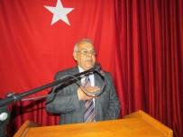 PORSUK - Ömer Önal, Çeşme Kent Konseyi Başkanı Seçildi