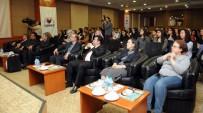 SANI KONUKOĞLU - Özel Sani Konukoğlu Hastanesinde Halka Açık Konferans