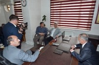 UĞUR POLAT - Polat Bakkallar Odası Yönetimini Ziyaret Etti