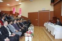 MUSTAFA DOĞAN - Rektör Karacoşkun Akademik Ve İdari Birim Yöneticileriyle Toplantı Yaptı
