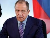 SERGEY LAVROV - Rusya'dan yeni açıklama