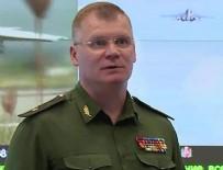 PENTAGON - Rusya Savunma Bakanlığı: Pentagon ile sıcak iletişim hattını durduruyoruz