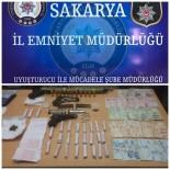 YAĞCıLAR - Sakarya'da Uyuşturucu Satıcısı Yakalandı