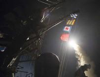 ASKERİ OPERASYON - 'Saldırı ABD'nin Suriye'ye dönüşü'