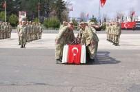SEZGIN ÜÇÜNCÜ - Sivas'ta Acemi Erlerin Duygusal Yemin Töreni