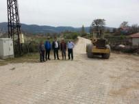 Soma'da 3 Mahalleyi Birbirine Bağlayan Çalışma