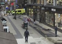 GÖRGÜ TANIĞI - Stockholm'de Sokağa Çıkma Yasağı