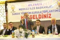 Tokat'ta AK Parti Sandık Yönetim Kurulu Toplantısı
