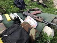 KOMANDO - TSK Açıklaması 'Cudi Dağ'nda 4 Terörist Etkisiz Hale Getirildi'