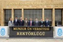 OSMAN KAYMAK - Tunceli Bölgesel Kalkınma Konferansına Hazırlanıyor