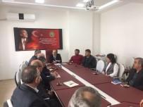 Turhal İnsan Hakları Komisyonu Suriye'yi Kınadı