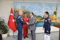 TÜRK YILDIZLARI - Türk Yıldızları Ekibi Gösteri Öncesi Şanlıurfa'da