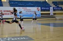 MUSTAFA NECATİ - Türkiye Şampiyonasına Okul Sporları Futsal Yarı Final Müsabakalarına Bilecik Ev Sahipliği Yaptı