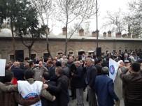 NUMAN ŞEKER - Ulucami'de binlerce kişi İdlib için gıyabi cenaze namazı kıldı