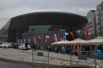 ÜSKÜDAR BELEDİYESİ - Üsküdar Muhsin Yazıcıoğlu Spor Salonu Açıldı