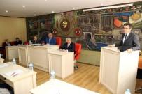 PLAN VE BÜTÇE KOMİSYONU - Vali Memiş, İl Genel Meclisi Toplantısına Katıldı