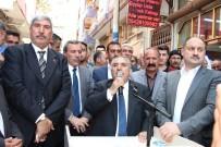 MEHMET YıLDıRıM - Viranşehir'de 'Başkomutan Evet Seçim Bürosu' Açıldı