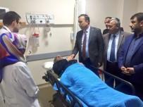 Yalçın Topçu'nun Konvoyunda Trafik Kazası