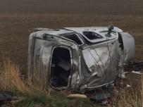YEMİN TÖRENİ - Yemin Törenine Giderken Kaza Yaptılar Açıklaması 6 Yaralı
