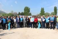 AHMET ERDOĞDU - Yunusemre Belediyesi'nden Dev Yatırım
