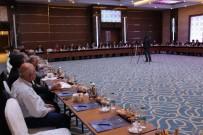 SİVİL DAYANIŞMA PLATFORMU - AB Bakanı Yardımcısı Şahin, STK'larla Bir Araya Geldi