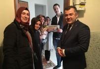 KALICI KONUTLAR - AK Parti'den Kalıcı Konutlarda Çalmadık Kapı Bırakmadı