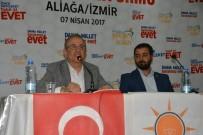 DANıŞTAY - AK Partili Sürekli Gençlere Referandumu Anlattı