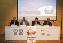 FAILI MEÇHUL - Anadolu EVET Platformu Bismil'de Panel Düzenledi