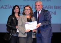 AÇIKÖĞRETİM - Anadolu Üniversitesi Ailesi Açıköğretim Sistemin Başarılı Öğrencileriyle Gaziantep'te Buluştu