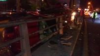 TRAFİK ÖNLEMİ - Ankara'da Trafik Kazası