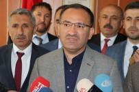 Bakan Bozdağ Açıklaması 'CHP'li Özkan'ın Polise Hakareti Büyük Bir Ahlaksızlık, Saygısızlıktır'