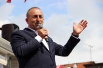MUHTARLIKLAR - Bakan Çavuşoğlu Açıklaması 'Aç Tavuk Kendisini Buğday Ambarında Görür'