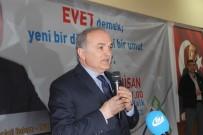 ANAYASA TASLAĞI - Bakan Özlü Açıklaması 'Biz Sorunları Çözen Partiyiz'