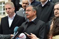DAVUT GÜL - Bakan Yılmaz'dan Okul Müdürlerine Referandum Talimatı