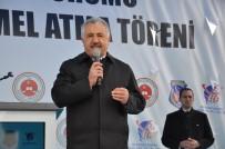 DEMİRYOLU PROJESİ - Bakü-Tiflis-Kars Demiryolu'nun Açılış Tarihini Açıkladı