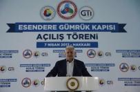 TÜRKIYE ODALAR VE BORSALAR BIRLIĞI - Başbakan Yıldırım Esendere Sınır Kapısı'nın Açılışına Katıldı