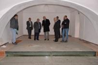 ALAADDIN KEYKUBAT - Başkan Kamil Saraçoğlu Açıklaması Yoncalı'daki Tarihi Yapı Tekrar Hamam Olabilir