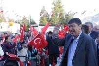 MENDERES TÜREL - Başkan Türel Açıklaması 'Halktan Niye Korkuyorsunuz'