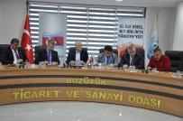 TÜRK METAL SENDIKASı - Bozüyük'te İstihdam Seferberliği Masaya Yatırıldı