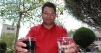 ALPAGUT - 30 yıldır su içmeyen adam bakın ne içiyor?