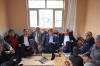 VELİ AĞBABA - CHP'de Referandum Çalışması