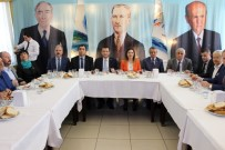 İNİSİYATİF - Edirne'de 'MHP Neden 'Evet' Diyor, Anayasa Paketinde Neler Var' Konulu Toplantı