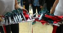 NAMIK KEMAL NAZLI - Edremit'te 24 Makaslı Açılış
