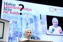 Emine Erdoğan Halep'le İlgili Konuştu Açıklaması Sözün Bittiği Yerdeyiz