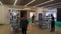 Erzincan'da Dünya Masa Tenisi Günü Etkinliği