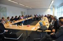 Hollanda'da Gurbetçi İş Adamlarına Yatırım Fırsatları Anlatıldı