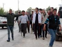 MAHALLE KAVGASI - İzmir karıştı! 500 kişilik Suriyeli grup...