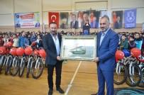 AHMET NARINOĞLU - İzmit Belediyesi, Karamürsel'de 872 Öğrenciye Bisiklet Dağıttı
